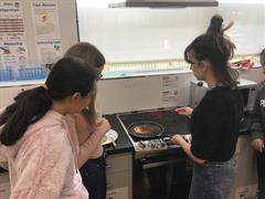 Pancakes, fun, français!